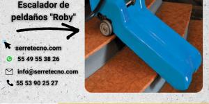 Escalador Roby